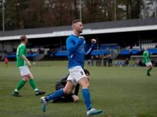 Doelpuntenmaker Van der Wijk van AGOVV naar NSC, drie stappen hogerop