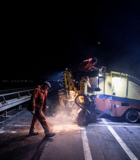 Dat wordt omrijden: Rijnbrug dicht om reparaties