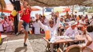 """De Romeo's vieren 21 juli met Belgen in Spanje: """"Sommige mensen hebben duidelijk moeite om zich in te houden"""""""