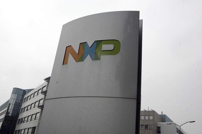 Het bedrijf NXP in Nijmegen.