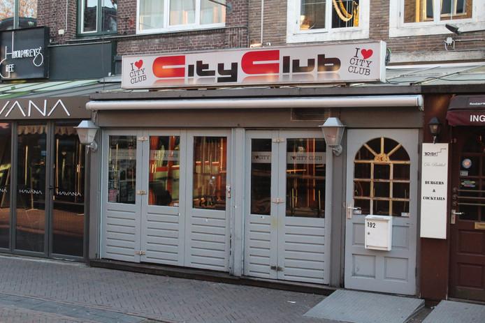 City Club aan de Hoofdstraat in Apeldoon.