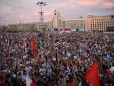 EU-leiders erkennen verkiezingsuitslag Belarus niet