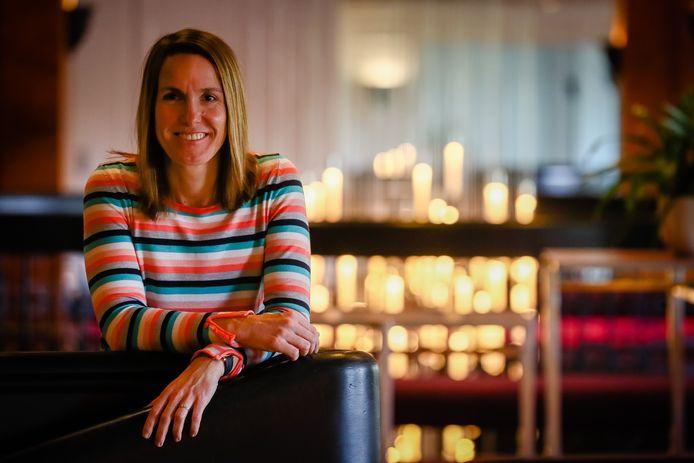 Justine Henin est de retour à Melboure, comme consultante pour Eurosport