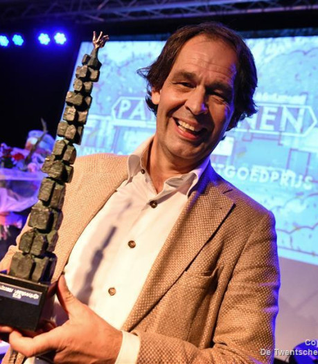 Hegeman wint Twentse Vastgoedprijs met 'Parkwonen 't Vaneker'