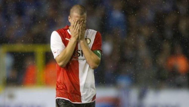 Feyenoorder Ron Vlaar. ANP Beeld
