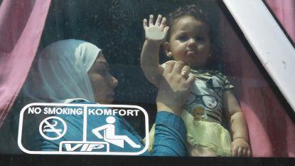 11.11.11 waarschuwt voor te vroeg terugsturen van Syrische vluchtelingen