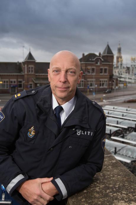 Kamper politiechef: 'Ze zien Nederland als een walhalla met winkels'