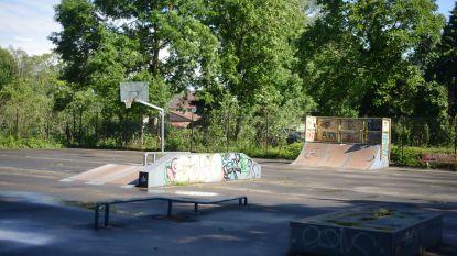 Slecht nieuws voor de skaters: skatepark  't Fort afgebroken