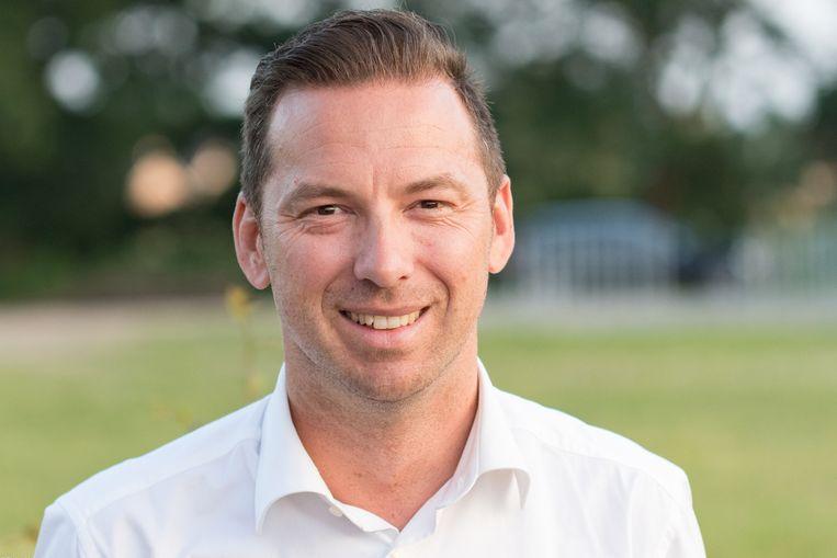 Dieter Stulens is de nieuwe voorzitter van N-VA in Zandhoven