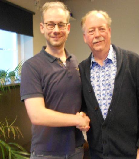Mark Clijsen sterkste schaker in toernooi De Elster Toren