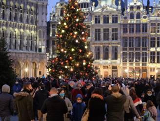 Na overrompeling zaterdag ook zondag druk in Brusselse binnenstad, burgemeester belooft filtersysteem