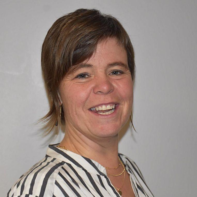 Kristien Van Cromphaut, de nieuwe voorzitter van Vrouw & Maatschappij.