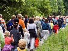 Avondvierdaagse Zeist, Vianen en IJsselstein afgelast uit vrees voor onweer
