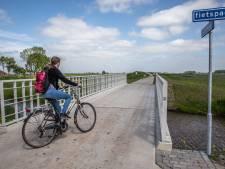 Hup de fiets op, langs de Mastenbroekerpolder en Stadshagen