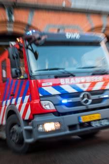 Meerdere woningen ontruimd door brand in Musselkanaal