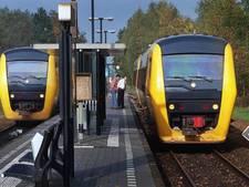 Afscheidsfeestje NS van lijn Zwolle-Enschede 'zeer ongepast'