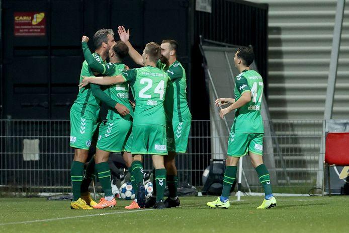 De Graafschap komt vrijdag niet in actie tegen NAC Breda.