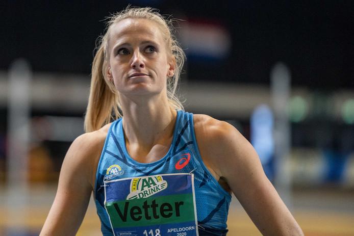 Anouk Vetter.