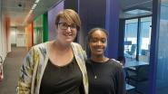 """Laure Mboko (16) werd schepen voor één dag: op YOUCA Action Day: """"Jongeren helpen in Guinée door hier dag te werken"""""""
