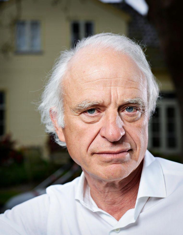 Dick Bekedam: 'Op een goed moment moet je vertrekken, plaats maken' Beeld Merlijn Doomernik