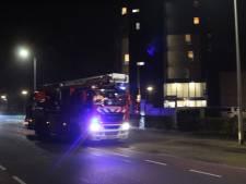 Brandweer snelt naar verzorgingstehuis in Rijssen voor brandende oliebol