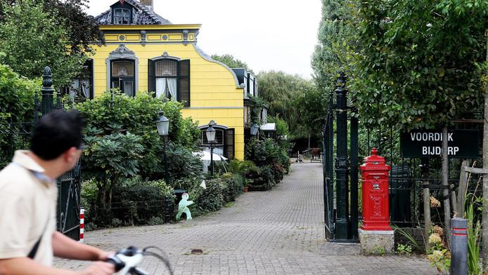 Voormalig spermaklinkiek Medisch centrum Bijdorp te Barendrecht.Eigenaar Jan Karbaat woont er nog steeds