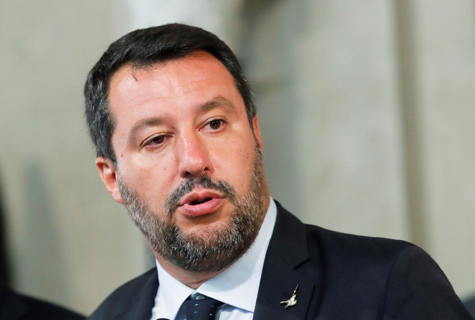 Matteo Salvini, voormalig vice-premier en minister van Binnenlandse Zaken van Italië,  verklaarde dat zijn Lega-partij tegen kweek of verkoop van drugs blijft.