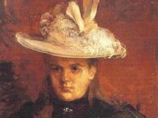 Mondriaan's portret van Wilhelmina terug in Winterswijk