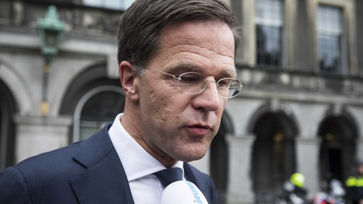 Rutte herhaalt: stap voor stap, maar niet met PVV