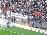 Fans van PSV én Willem II applaudisseren voor overleden student Daniël
