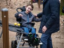 Eindelijk, een bootcamp die je kunt doen vanuit je rolstoel: 'Niemand staat hier langs de kant'