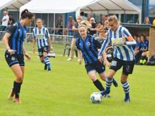 IJzendijke verliest nipt van Club Brugge, debuut voor Jade Heida