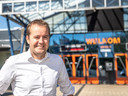 IJsselhallen-directeur Toni Denneboom.
