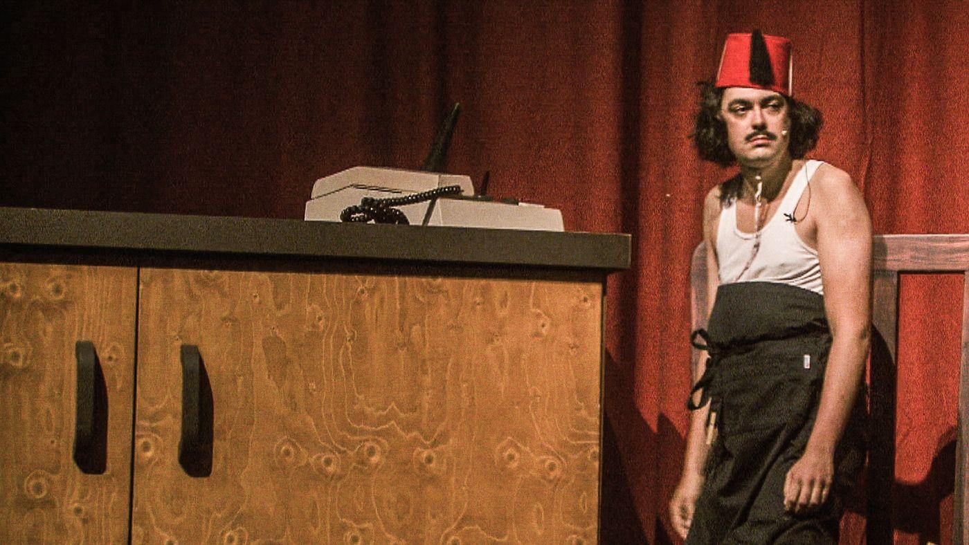 Comedy Live: Gunter Lamoot - Uw Beste Vriend
