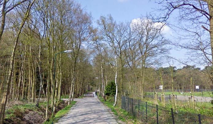 De Dwarsweg in Bilthoven.