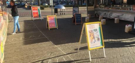Meer ruimte op Osse weekmarkt na klachten over drukte