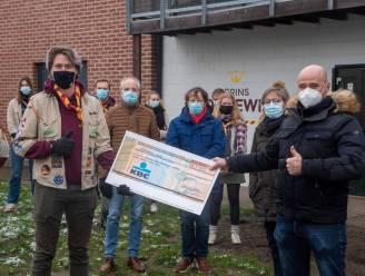 Eén Wetteren schenkt kosten Nieuwjaarsreceptie aan Scouts Prins Boudewijn