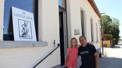 """De Lustige Boer krijgt nieuw leven als muziekcafé: """"We zijn zo dicht mogelijk bij het originele café gebleven"""""""