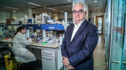 Bij een epidemie bellen wereldleiders Vlaming Paul Stoffels,de man die een vaccin vond tegen ebola en RSV