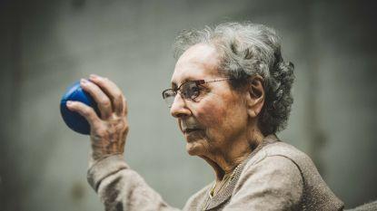 96-jarige scoort op Gentse sportdag