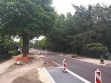 Verkeer kan komende weken weer doorrijden op Graafsebaan in Heesch