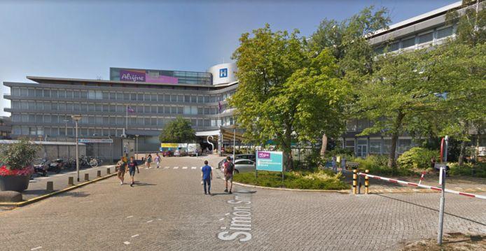 Ziekenhuis Alrijne in Leiderorp.