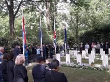 Indrukwekkende Fallen Airmen Memorial in Markelo