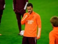 """Hazard de retour, c'est """"très positif"""", se réjouit Zidane"""