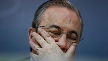 """Kolerieke Real-voorzitter is kop van Jut voor fans. Steeds luider klinkt: """"Florentino buiten"""""""