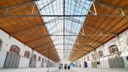 IN BEELD. Unieke lichtstraat in dak van gerestaureerde douaneloods aan Hemelrijk