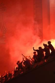 Britse voetbalfans ageren tegen Europese Super League: 'Dit gaat puur om hebzucht'