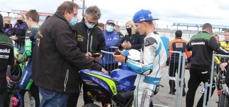 Duitse titel van motorcoureur Rick Dunnik staat zwaar ter discussie