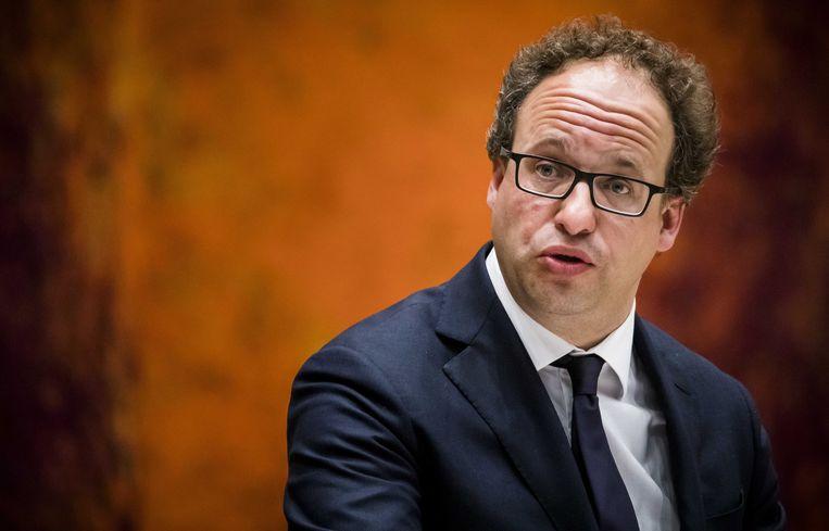 Minister Wouter Koolmees van Sociale Zaken en Werkgelegenheid. Beeld ANP