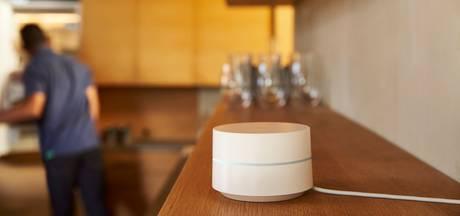 Geen whatsappende tafelgenoten meer dankzij nieuwe Google Wifi